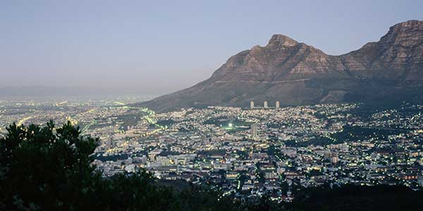 Featured Destination - Cape Town, South Africa