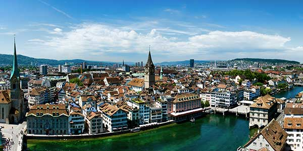 Featured Destination - Zurich, Switzerland